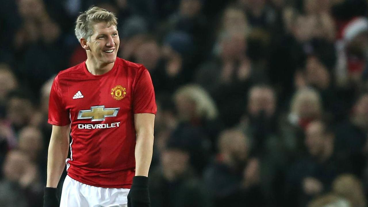 Bastian Schweinsteiger resmi meninggalkan Manchester United
