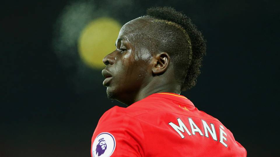 Sadio Mane yang diperkirakan akan membuat lini belakang Everton kerepotan