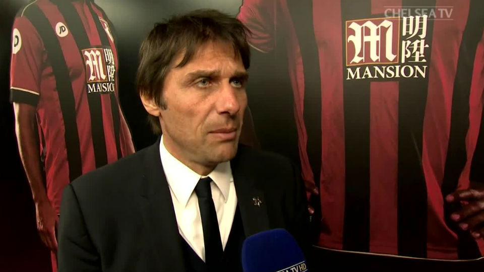 Conte minta tim tetap waspada terhadap tuan rumah